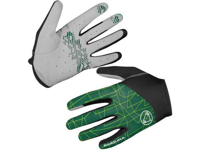 Endura Hummvee Lite II Handschuhe Herren kingfisher